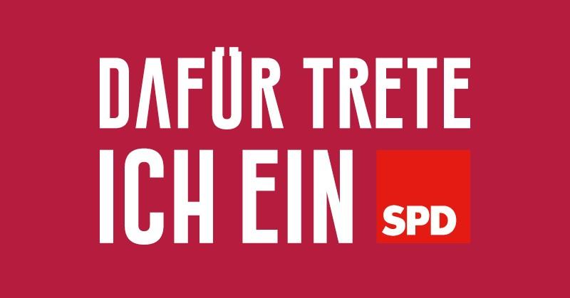 SPD Mitglied werden | Schritt 1 - Basisdaten